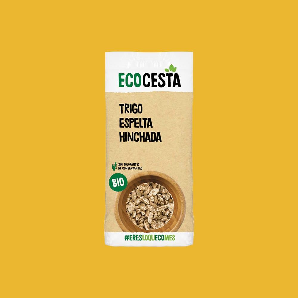 Espelta Hinchada Bio, 125 g