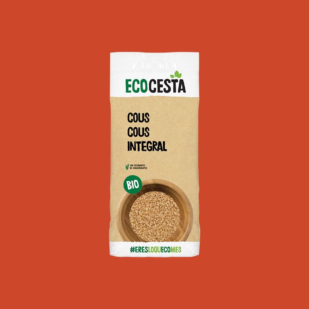 Cous Cous Integral Bio, 500 g