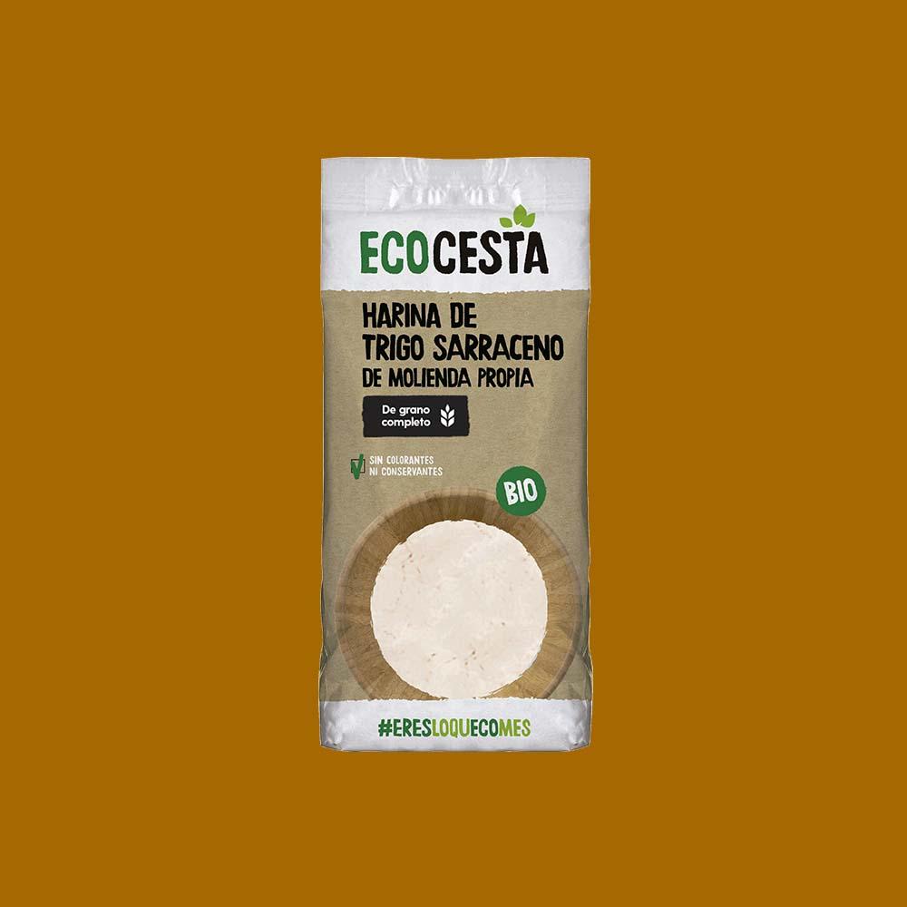 Harina de Trigo Sarraceno Bio 500 g