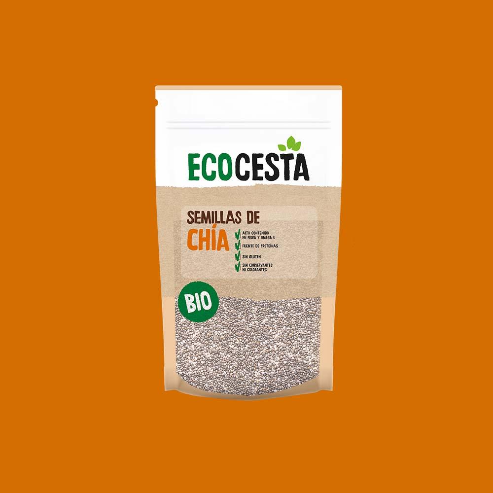 Semillas de Chía Bio, 250 g