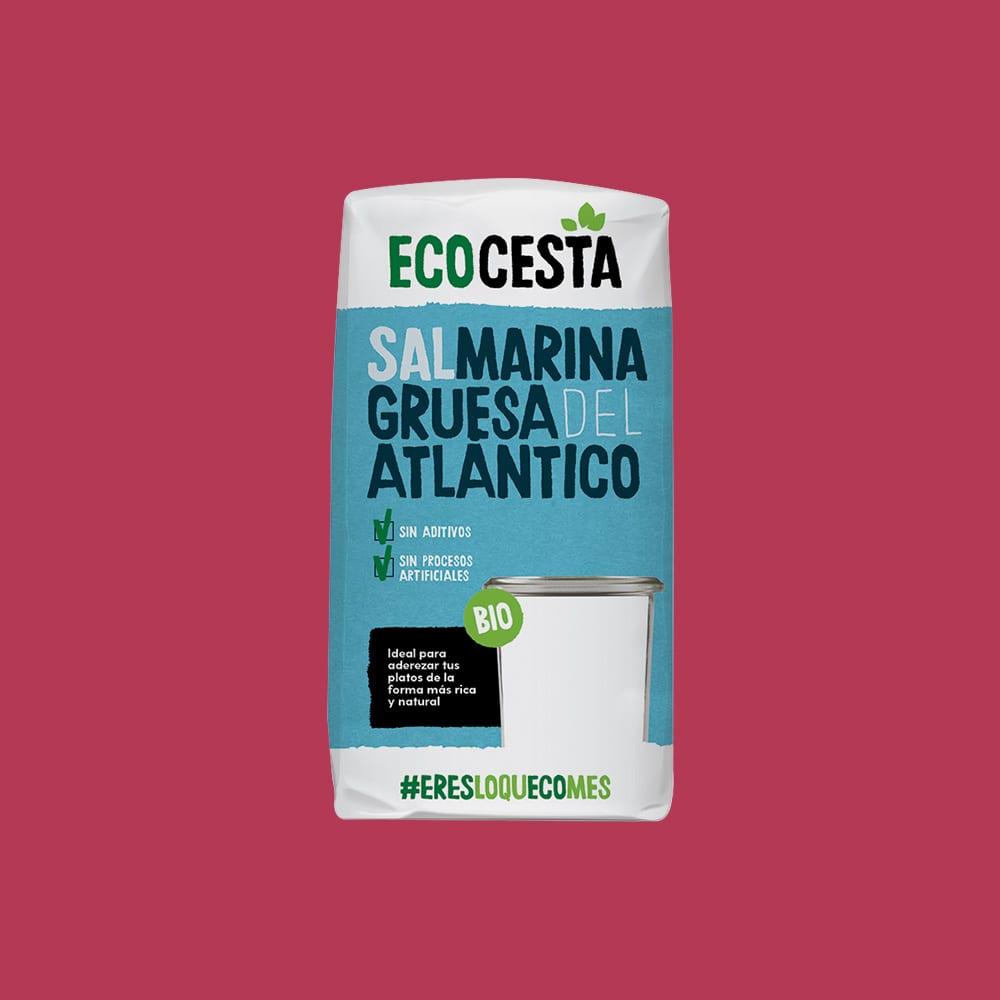 Sal Marina Gruesa Bio, 1 Kg