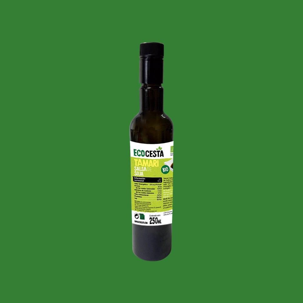Salsa Tamari de Soja Bio, 250 ml
