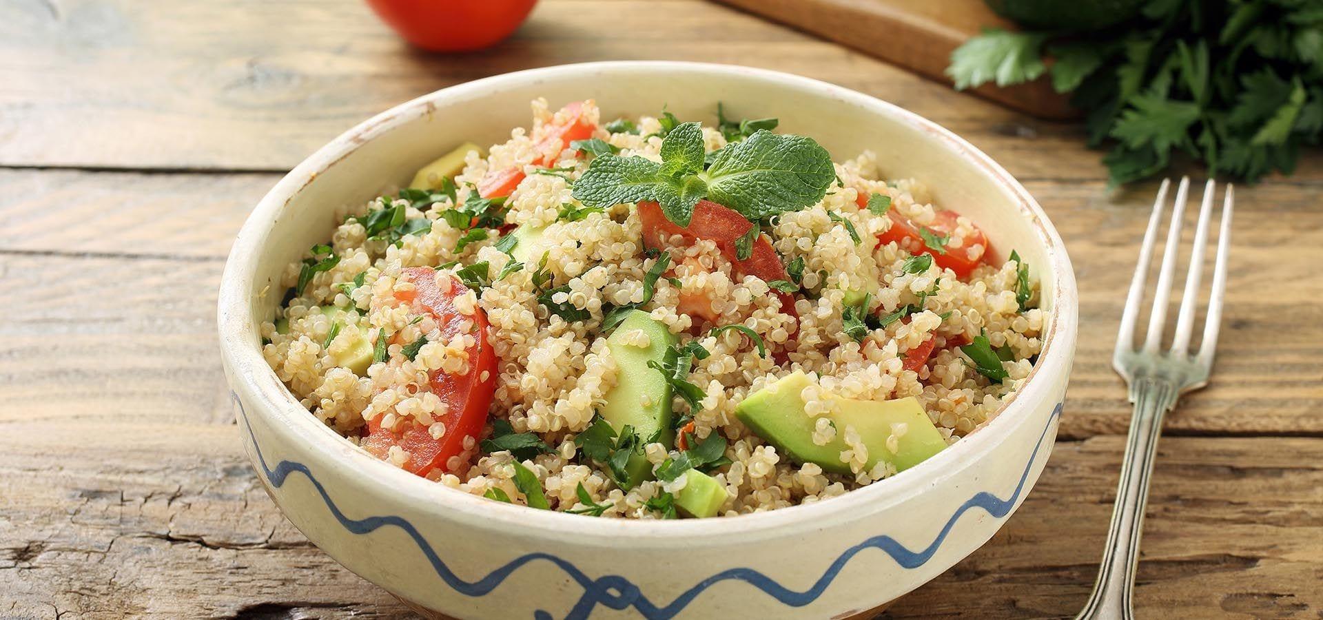 Receta Quinoa