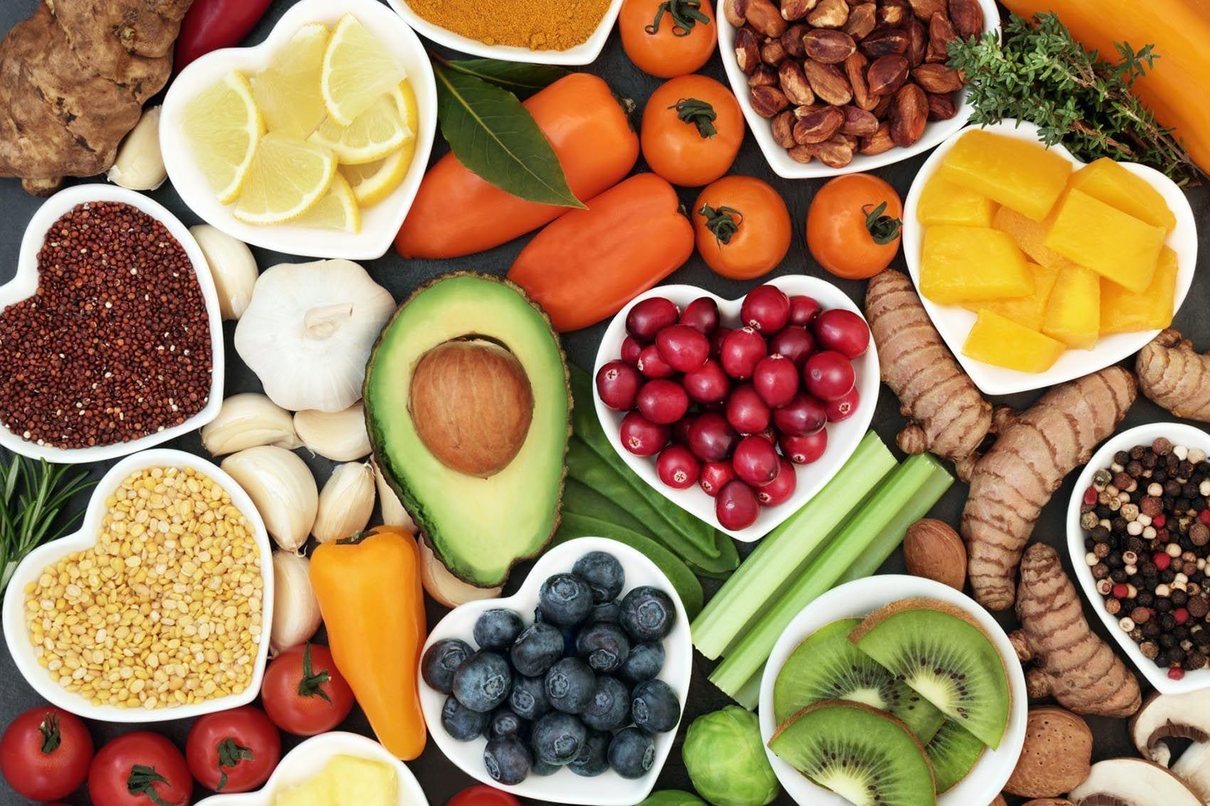 Alimentos antioxidantes para proteger tu piel