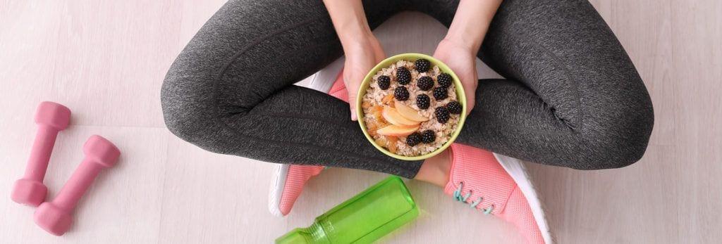 7 alimentos para mujeres que hacen deporte
