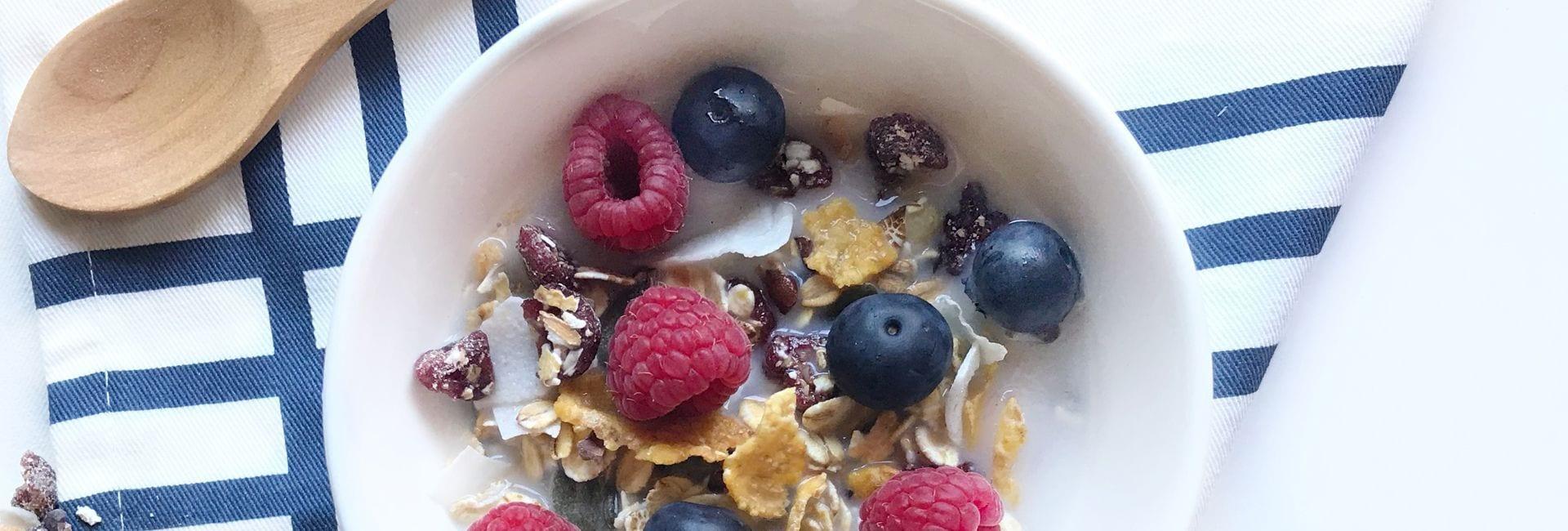 Muesli casero con 5 cereales