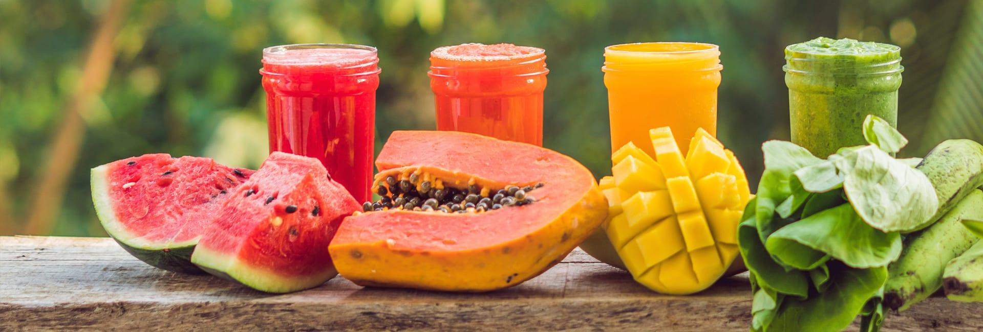3 Súper Batidos: Antioxidante, Energía y Deportistas