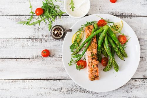 Comida saludable para tener una alimentación ordenada