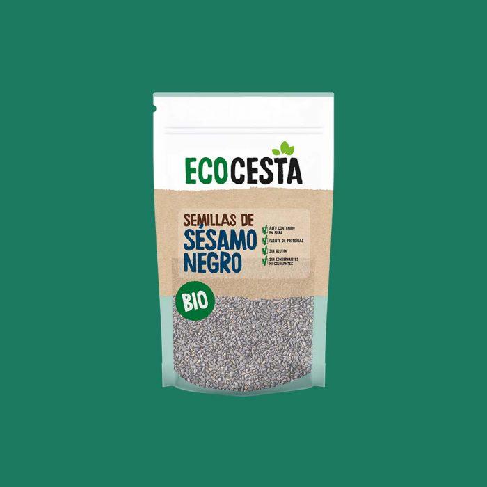Semillas de Sésamo Negro Bio, 250 g