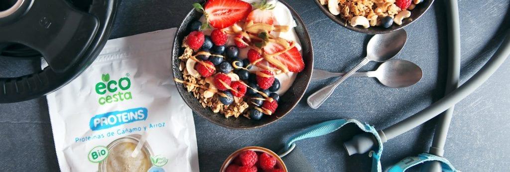 Bowl de yogur
