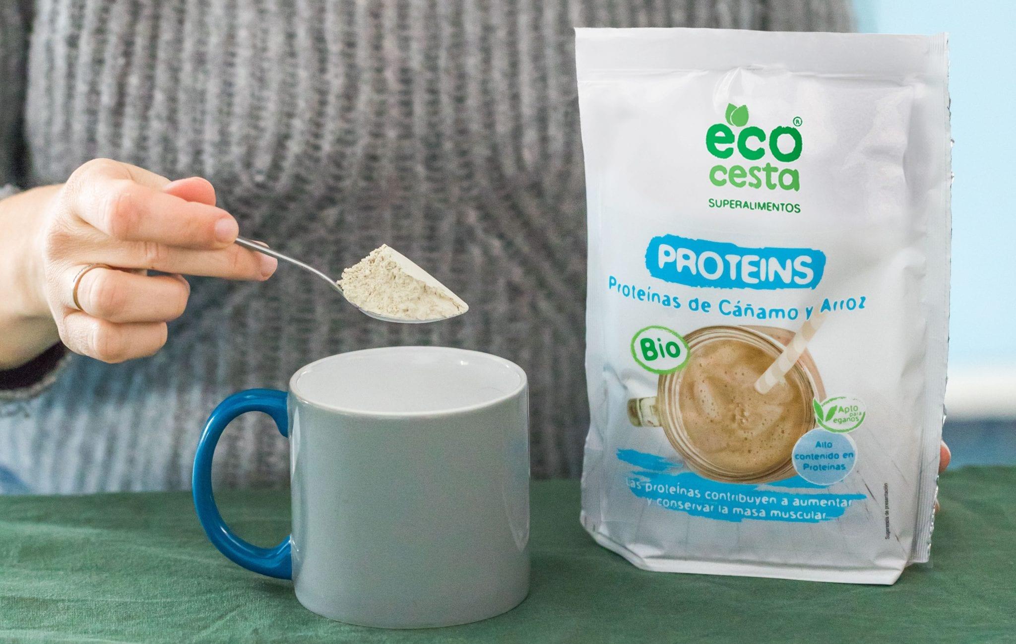 Proteins, la importancia de las proteínas post entreno