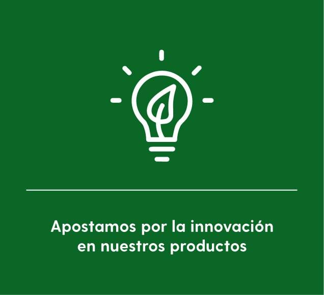 Ecocesta - Innovación