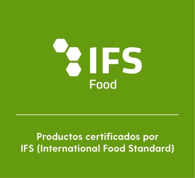Ecocesta - Certificado IFS