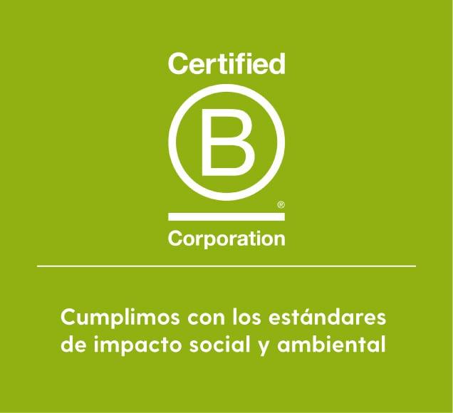 Ecocesta - Certificado BCORP